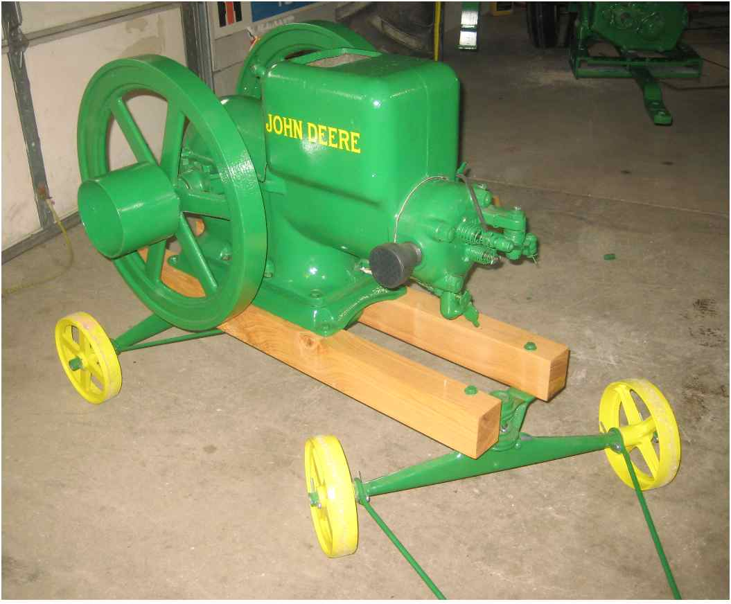 1931 John Deere 3 HP Stationary Engine